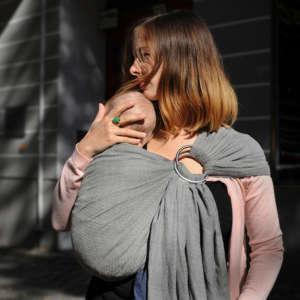 Girasol sling de portage Graphite