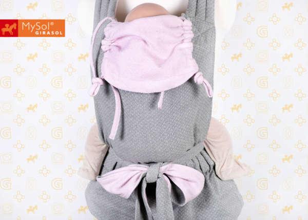 Porte-bébé Mei tai Girasol Mysol Cunning