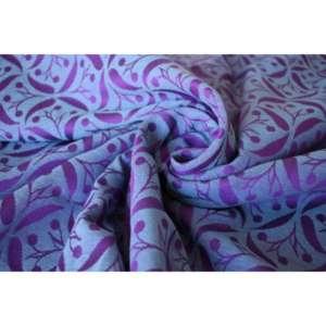Sling de portage Retro Berry Purple Mint