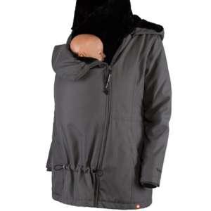 Veste de portage Wombat & Co London hiver noire