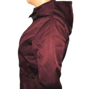 Veste de portage wear me 4 en 1 toute saison bordeaux
