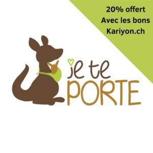 kariyon-bon-20-promo-rabais-portage-porte-bébé-cours-jeteporte