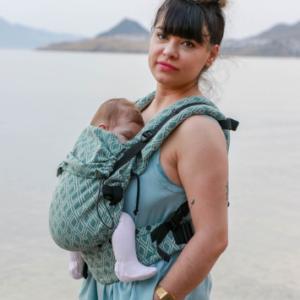 Porte bébé nouveau né physiologique et préformé