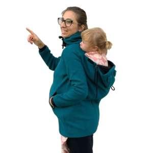 wear-me-veste-portage-4-1-laine-porte-bébé-bleu
