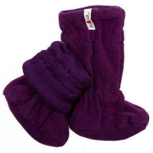 Manymonths-booties-portage-chaussons-laine-polaire-bébé-hiver