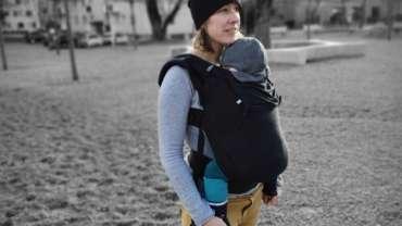 Choisir son porte bébé pour la randonnee et porter son enfant de façon physiologique